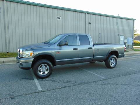 2007 Dodge Ram Pickup 2500 for sale at CR Garland Auto Sales in Fredericksburg VA