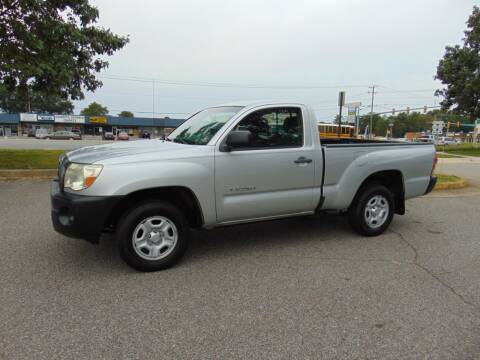 2006 Toyota Tacoma for sale at CR Garland Auto Sales in Fredericksburg VA