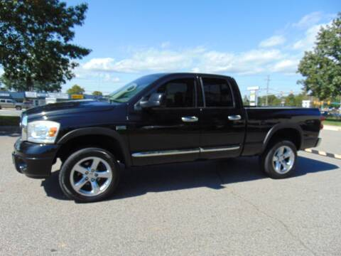2008 Dodge Ram Pickup 1500 for sale at CR Garland Auto Sales in Fredericksburg VA