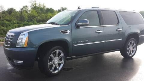 2008 Cadillac Escalade ESV for sale at CR Garland Auto Sales in Fredericksburg VA