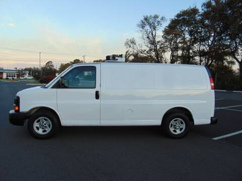 2005 Chevrolet Express Cargo for sale at CR Garland Auto Sales in Fredericksburg VA
