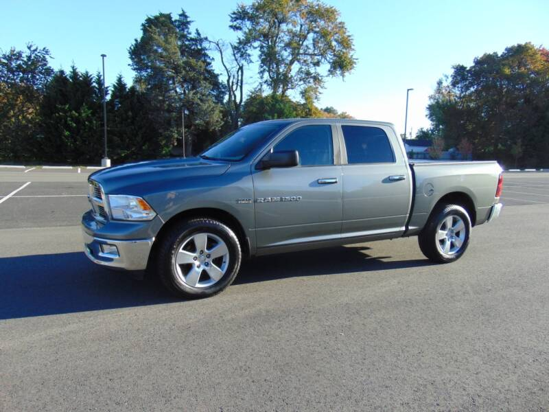 2012 RAM Ram Pickup 1500 for sale at CR Garland Auto Sales in Fredericksburg VA