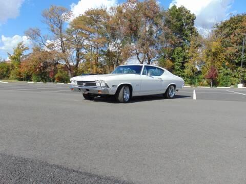 1968 Chevrolet Chevelle for sale at CR Garland Auto Sales in Fredericksburg VA