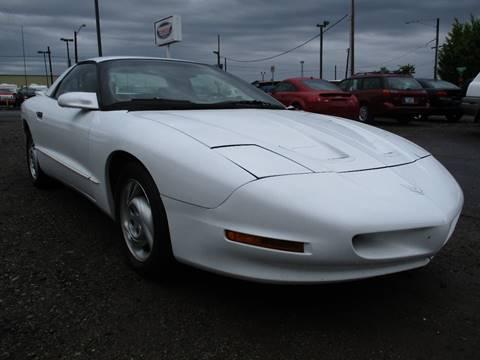 1994 Pontiac Firebird for sale in Spokane Valley, WA