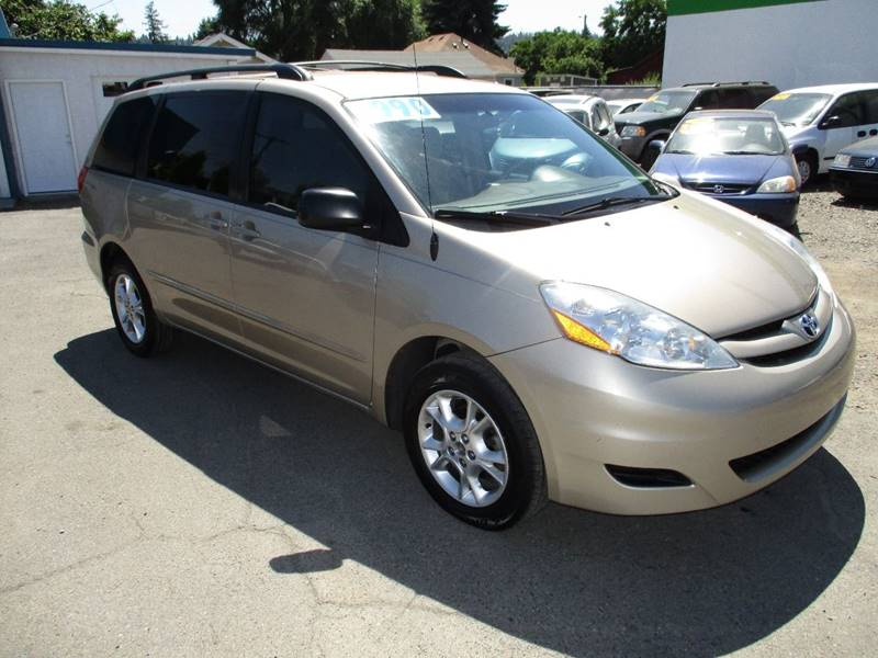 2006 Toyota Sienna for sale at Independent Auto Sales in Spokane Valley WA
