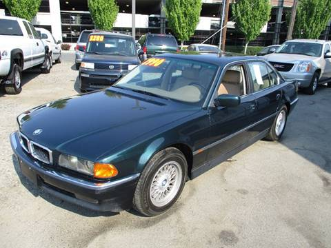 1998 BMW 7 Series for sale in Spokane Valley, WA