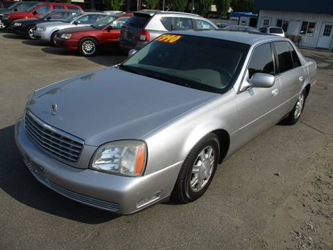 2004 Cadillac DeVille for sale in Spokane Valley, WA