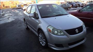 2008 Suzuki SX4 for sale in Spokane Valley, WA