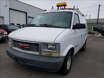 1998 GMC Safari Cargo for sale in Spokane Valley, WA