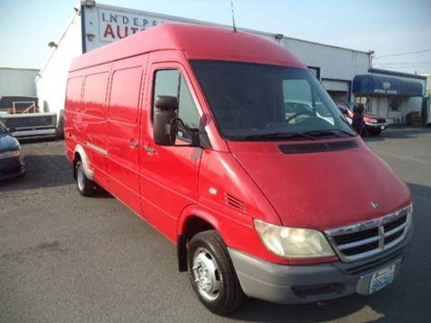 2005 Dodge Sprinter Cargo for sale in Spokane Valley, WA