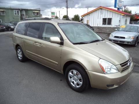 2006 Kia Sedona for sale in Spokane Valley, WA