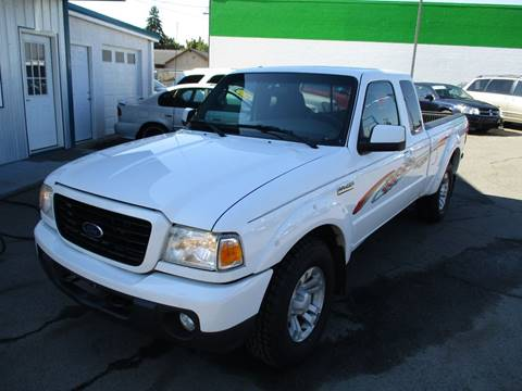 2008 Ford Ranger for sale in Spokane Valley, WA