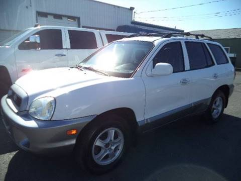 2004 Hyundai Santa Fe for sale in Spokane Valley, WA