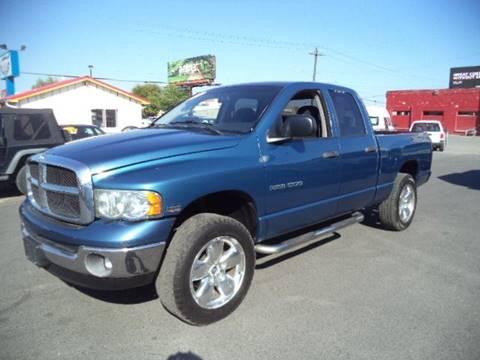 2004 Dodge Ram Pickup 1500 for sale in Spokane Valley, WA