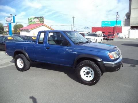 1998 Nissan Frontier for sale in Spokane Valley, WA
