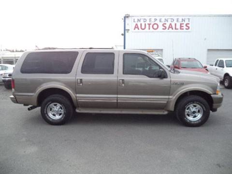 2003 Ford Excursion for sale in Spokane Valley, WA