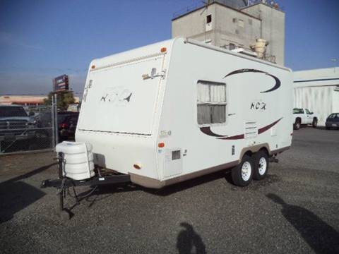 2007 Rockwood FOREST RIVER for sale at Independent Auto Sales in Spokane Valley WA
