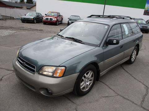 2002 Subaru Outback For Sale In South Dakota Carsforsale