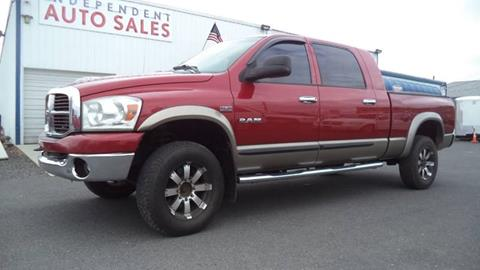 2008 Dodge Ram Pickup 1500 for sale at Independent Auto Sales in Spokane Valley WA