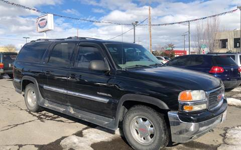 2002 GMC Yukon XL for sale in Spokane Valley, WA