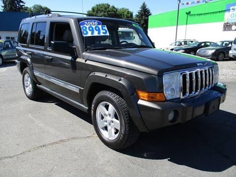 2006 Jeep Commander for sale in Spokane Valley, WA