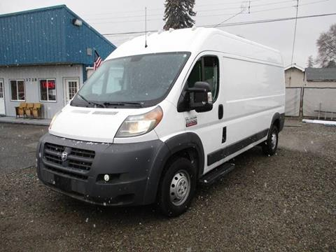 RAM ProMaster Cargo For Sale in Spokane Valley, WA