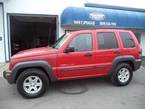 Used Jeep Liberty For Sale >> Used 2003 Jeep Liberty For Sale In Amsterdam Ny Carsforsale Com