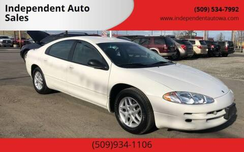 2004 Dodge Intrepid for sale at Independent Auto Sales #2 in Spokane WA