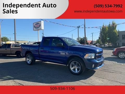 2014 RAM Ram Pickup 1500 for sale at Independent Auto Sales #2 in Spokane WA