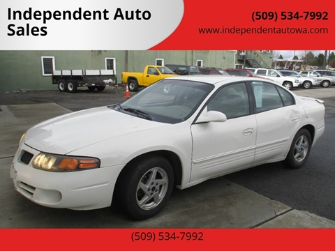 2004 Pontiac Bonneville for sale in Spokane Valley, WA