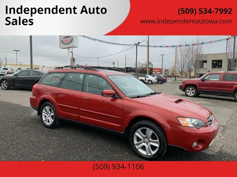 2005 Subaru Outback for sale at Independent Auto Sales #2 in Spokane WA