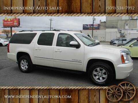 2011 GMC Yukon XL for sale at Independent Auto Sales #2 in Spokane WA