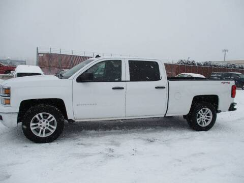 2014 Chevrolet Silverado 1500 for sale at Independent Auto Sales #2 in Spokane WA