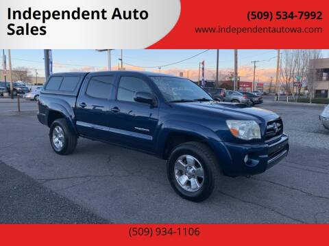 2007 Toyota Tacoma for sale at Independent Auto Sales in Spokane Valley WA