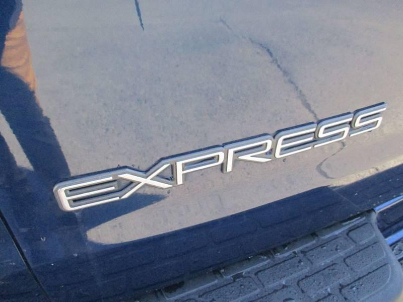 2002 Chevrolet Express Passenger 1500 LT (image 5)