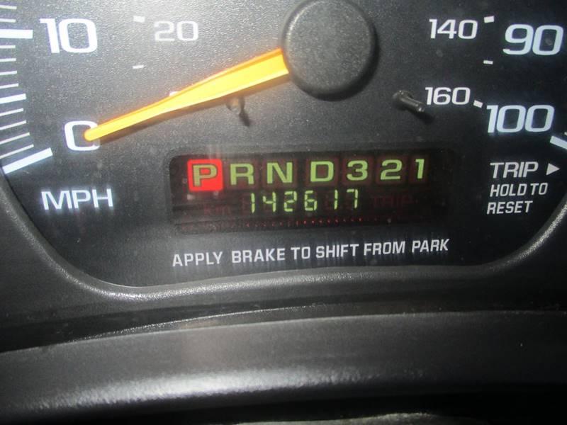 2002 Chevrolet Express Passenger 1500 LT (image 14)