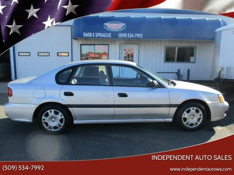 2002 Subaru Legacy L for sale at Independent Auto Sales in Spokane Valley WA