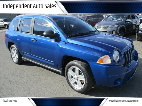2010 Jeep Compass Sport for sale at Independent Auto Sales #2 in Spokane WA