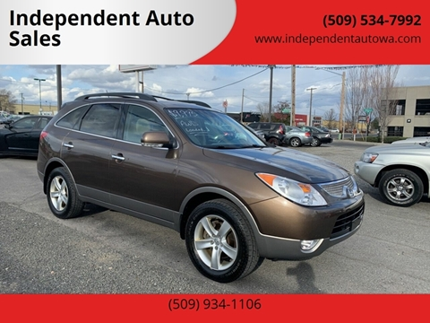 2011 Hyundai Veracruz Limited for sale at Independent Auto Sales #2 in Spokane WA