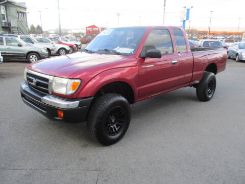 1999 Toyota Tacoma for sale at Independent Auto Sales in Spokane Valley WA