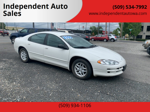2004 Dodge Intrepid SE for sale at Independent Auto Sales #2 in Spokane WA