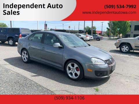 2008 Volkswagen GLI for sale at Independent Auto Sales #2 in Spokane WA