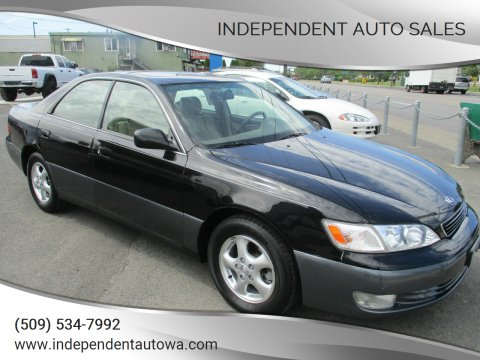 1997 Lexus ES 300 for sale at Independent Auto Sales in Spokane Valley WA