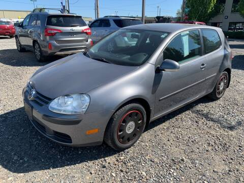 2007 Volkswagen Rabbit for sale at Independent Auto Sales #2 in Spokane WA