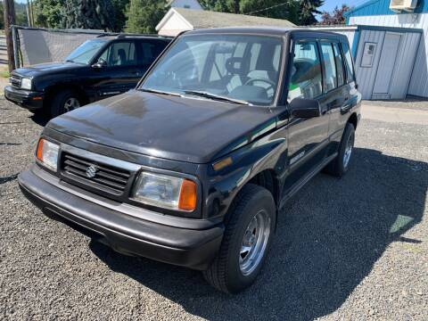 1995 Suzuki Sidekick for sale at Independent Auto Sales #2 in Spokane WA