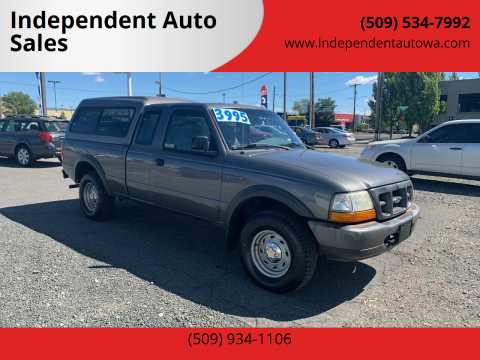 1999 Ford Ranger for sale at Independent Auto Sales #2 in Spokane WA
