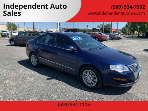2006 Volkswagen Passat for sale at Independent Auto Sales #2 in Spokane WA