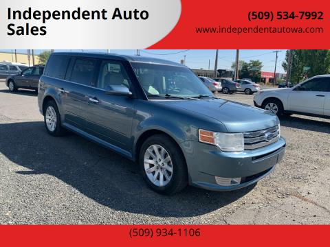 2010 Ford Flex for sale at Independent Auto Sales #2 in Spokane WA