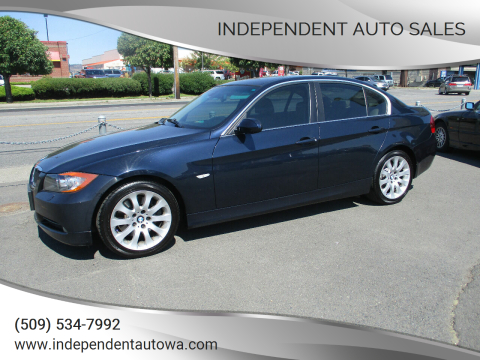 2006 BMW 3 Series for sale at Independent Auto Sales in Spokane Valley WA