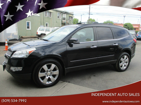 2011 Chevrolet Traverse for sale at Independent Auto Sales #2 in Spokane WA